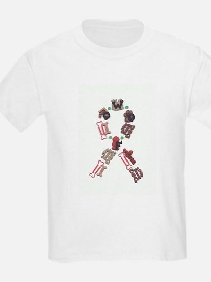 Woof Ribbon T-Shirt