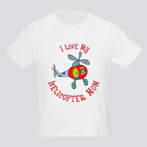 Helicopter Mom Kids T-Shirt