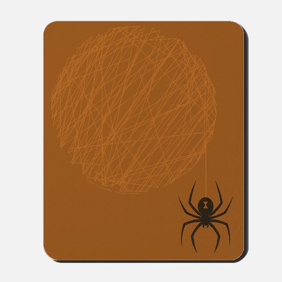 Spider's Web Mousepad