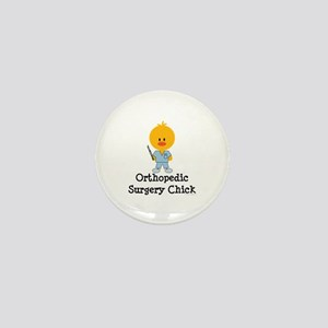 Orthopedic Surgery Chick Mini Button