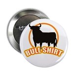 """Bull shirt 2.25"""" Button (100 pack)"""