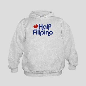 Half Filipino Kids Hoodie