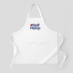 Half Filipino BBQ Apron