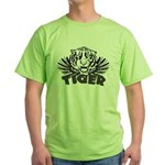 Tiger Green T-Shirt