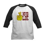 Lie Kids Baseball Jersey