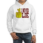 Lie Hooded Sweatshirt
