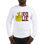 Lie Long Sleeve T-Shirt