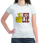 Lie Jr. Ringer T-Shirt