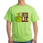 Lie Green T-Shirt