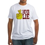 Lie Fitted T-Shirt