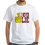 Lie White T-Shirt