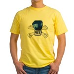 Boxing glow Yellow T-Shirt