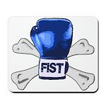 Boxing glow Mousepad