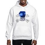 Boxing glow Hooded Sweatshirt
