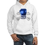 Boxing glow Hooded Sweatshirt
