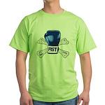 Boxing glow Green T-Shirt