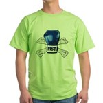 Boxing glow Green T-Shirt