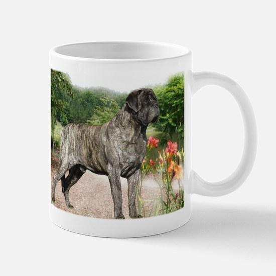 Mastiff Brindle Male Mug