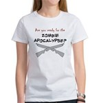 Are you ready for the zombie Women's T-Shirt