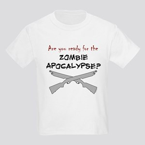 Are you ready for the zombie Kids Light T-Shirt