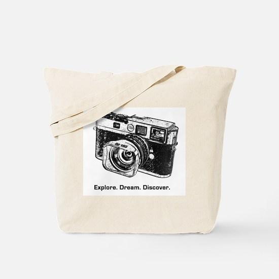 Funny Camera Tote Bag