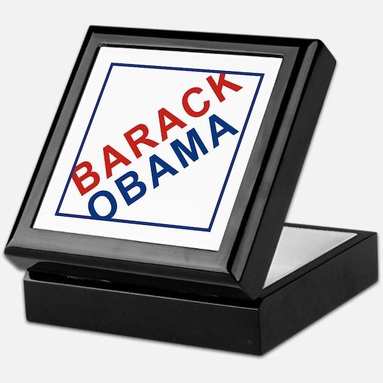 BARACK OBAMA - Keepsake Box