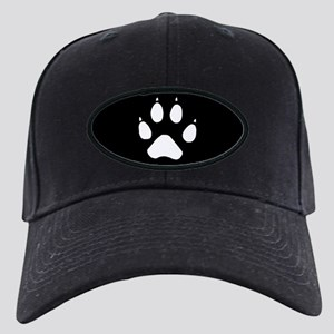 Wolf Track Black Cap
