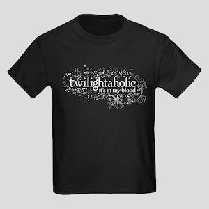 Twilightaholic Kids Dark T-Shirt