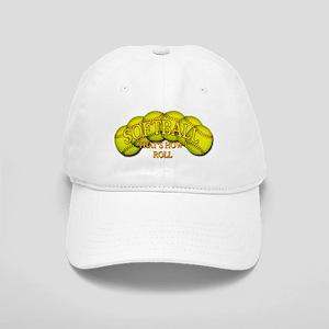 Softballs roll Cap