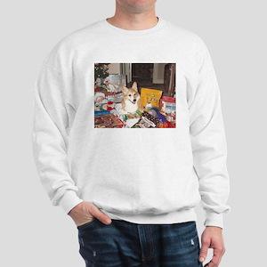 Corgi Christmas Sweatshirt