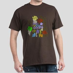 Save the Oceans Dark T-Shirt