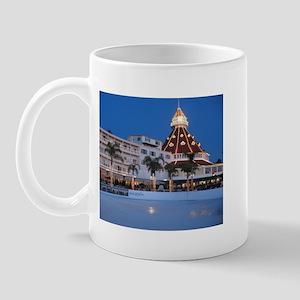 Hotel Del Coronado Holiday Mug