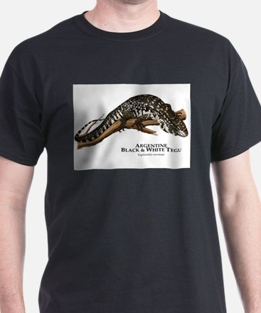 Argentine Black and White Tegu T-Shirt