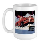 Snow Cruiser Large Mug
