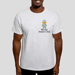 Vascular Surgery Chick Light T-Shirt