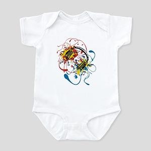 Explosion Infant Bodysuit