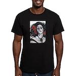Holly Quinn Men's Fitted T-Shirt (dark)