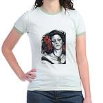 Holly Quinn Jr. Ringer T-Shirt