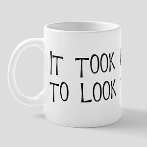60 years to look this good Mug