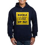 BUCKLE UP NJ! Hoodie (dark)