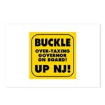 BUCKLE UP NJ! Postcards (Package of 8)
