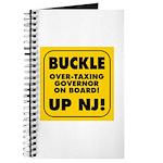 BUCKLE UP NJ! Journal
