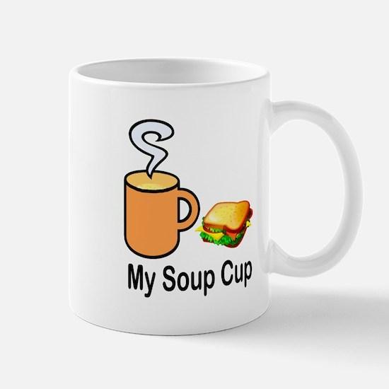 Cute Soup Mug