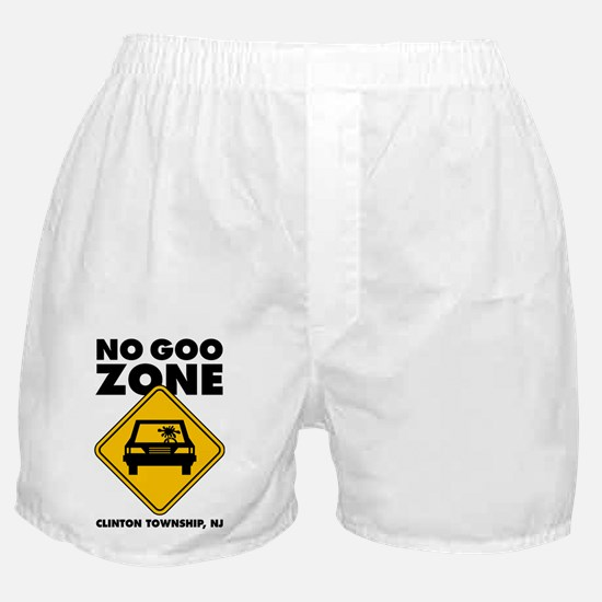 NO GOO ZONE Boxer Shorts