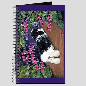 Rabbit note pad Journal