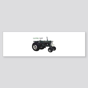 Oliver tractors Bumper Sticker