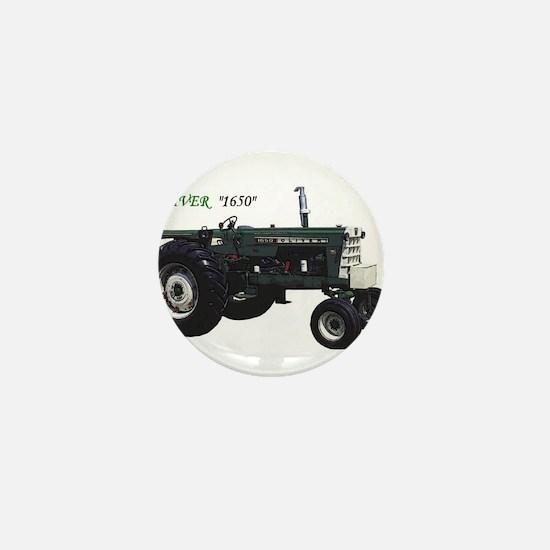 Oliver tractors Mini Button