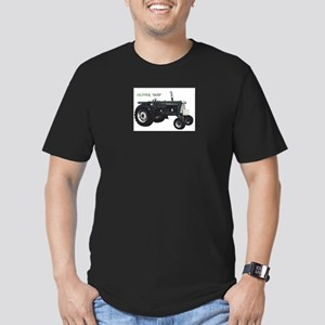 Oliver tractors Men's Fitted T-Shirt (dark)