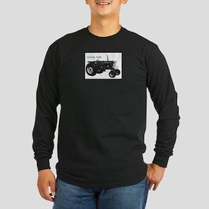Oliver tractors Long Sleeve Dark T-Shirt