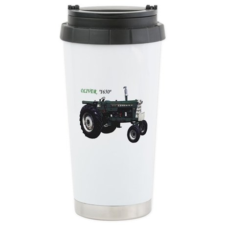 Oliver tractors Stainless Steel Travel Mug